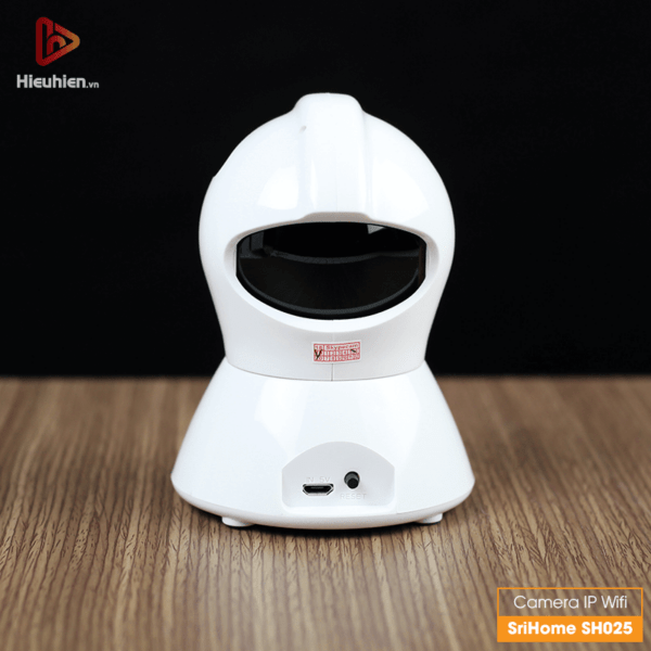srihome sh025 camera ip wifi độ phân giải 1080p - hình 03