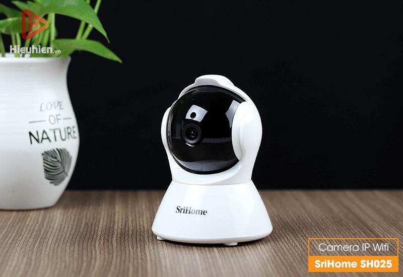 srihome sh025 camera ip wifi độ phân giải 1080p - hình 08
