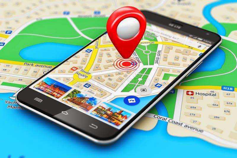 Sự khác nhau giữa định vị toàn cầu GPS và LBS là gì?