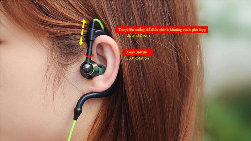 Tai nghe Bluetooth W-King S11 chính hãng cao cấp - hình 03