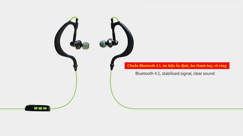 Tai nghe Bluetooth W-King S11 chính hãng cao cấp - hình 05