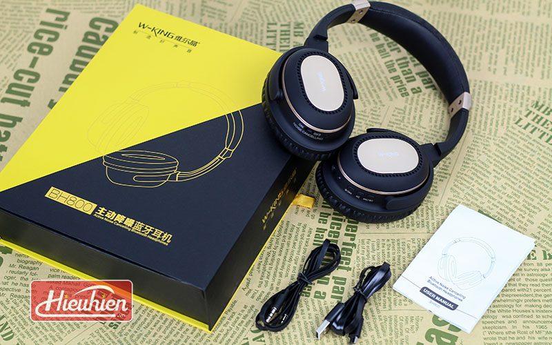 Tai nghe bluetooth Wking BH800 - Tai nghe thể thao - hình 10
