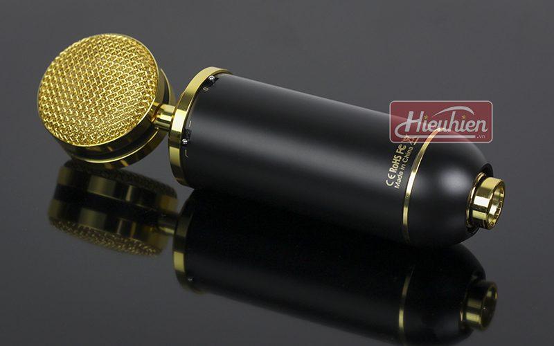 takstar pc k820 – micro thu âm chuyên nghiệp cao cấp - mặt sau