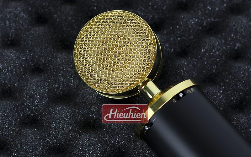takstar pc k820 – micro thu âm chuyên nghiệp cao cấp - đầu micro