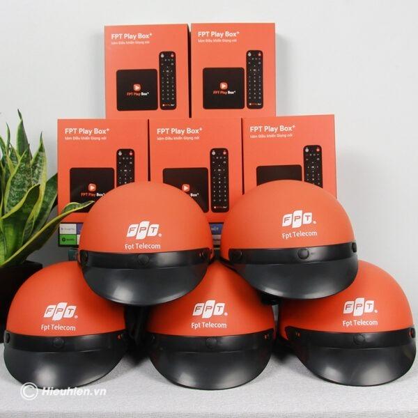 tặng mũ bảo hiểm fpt khi mua sản phẩm fpt play box+ 2019 tại cửa hàng hieuhien.vn - hình 01
