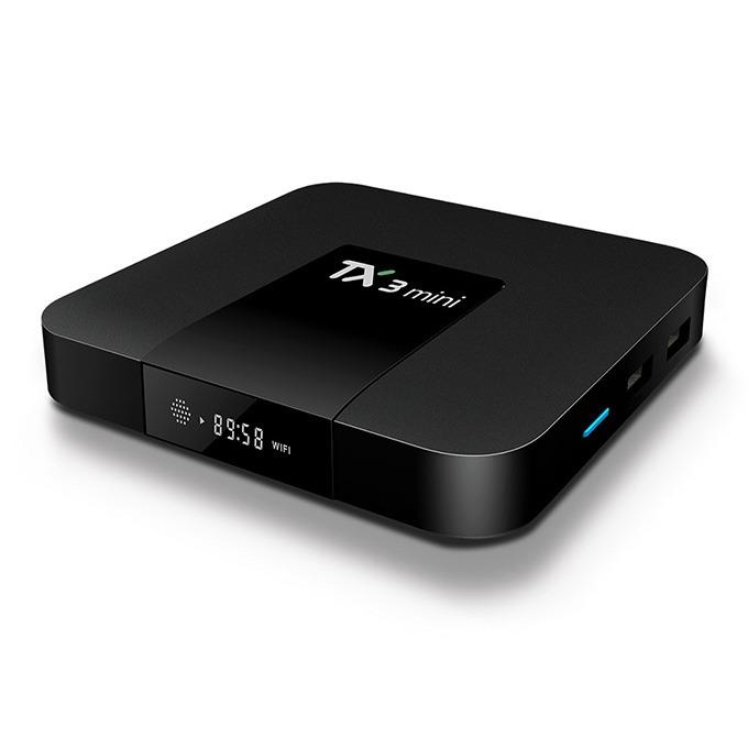 tanix tx3 mini 2gb/16gb android 7.1 tv box amlogic s905w chính hãng - hình 05