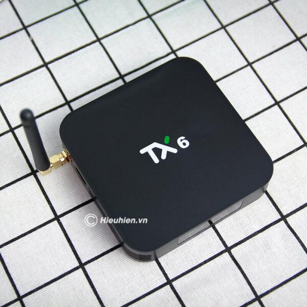 tanix tx6 android 9.0 tv box allwinner h6 cấu hình ram 3gb rom 32gb - hình 02