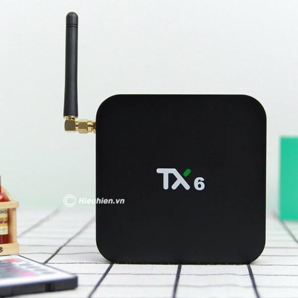 tanix tx6 android 9.0 tv box allwinner h6 cấu hình ram 3gb rom 32gb - hình 03