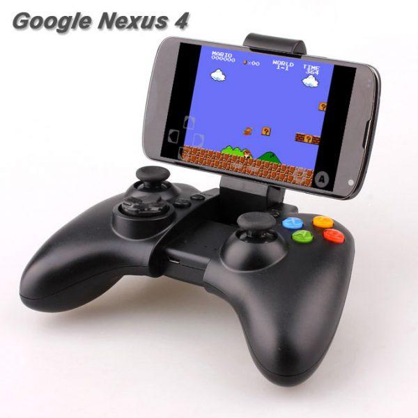 tay game g910 - gamepad bluetooth cho android tv box, máy tính bảng, smartphone - hình 02