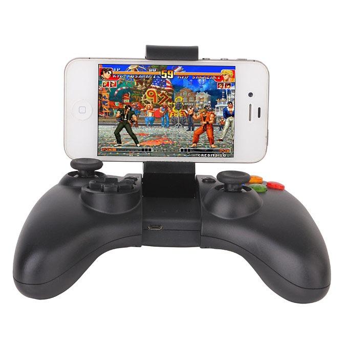 tay game g910 - gamepad bluetooth cho android tv box, máy tính bảng, smartphone - hình 03