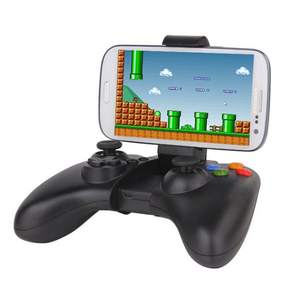 tay game g910 - gamepad bluetooth cho android tv box, máy tính bảng, smartphone - hình 04