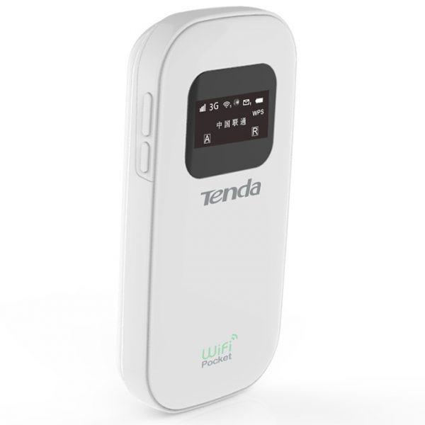 tenda 3g185 - bộ phát wifi di động từ sim 3g chính hãng, giá tốt - hình 02