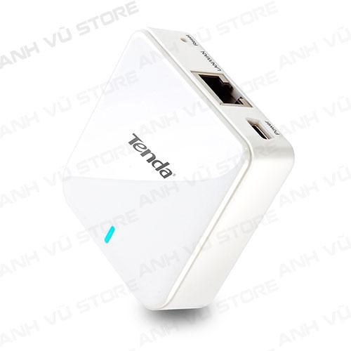 tenda a6 - bộ thu phát wifi repeater wifi - hình 02