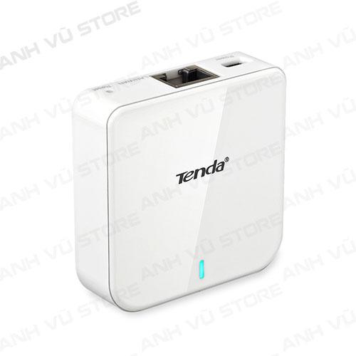 tenda a6 - bộ thu phát wifi repeater wifi - hình 03