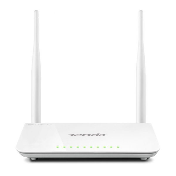 tenda f300 - bộ phát wifi chuẩn n 300mbps chính hãng, giá tốt - hình 01
