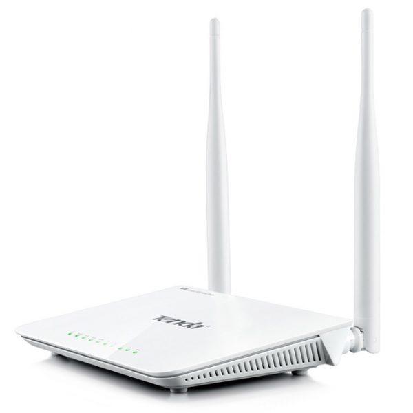 tenda f300 - bộ phát wifi chuẩn n 300mbps chính hãng, giá tốt - hình 02