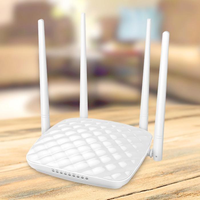 tenda fh456 - bộ phát wifi chuẩn n 450mbps chính hãng, giá tốt - hình 05