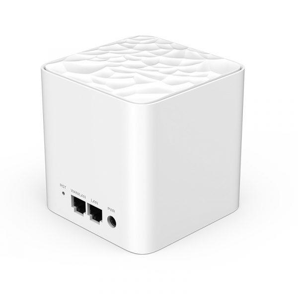 tenda nova mw3 - hệ thống wifi mesh cho gia đình, phủ sóng rộng 300m2 (3 bộ phát) - hình 03