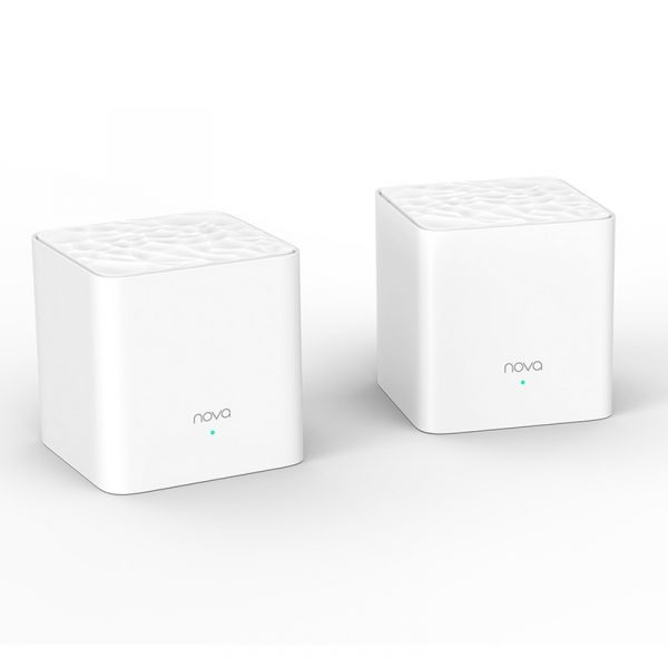 tenda nova mw3 - hệ thống wifi mesh cho gia đình, phủ sóng rộng 300m2 (3 bộ phát) - hình 04