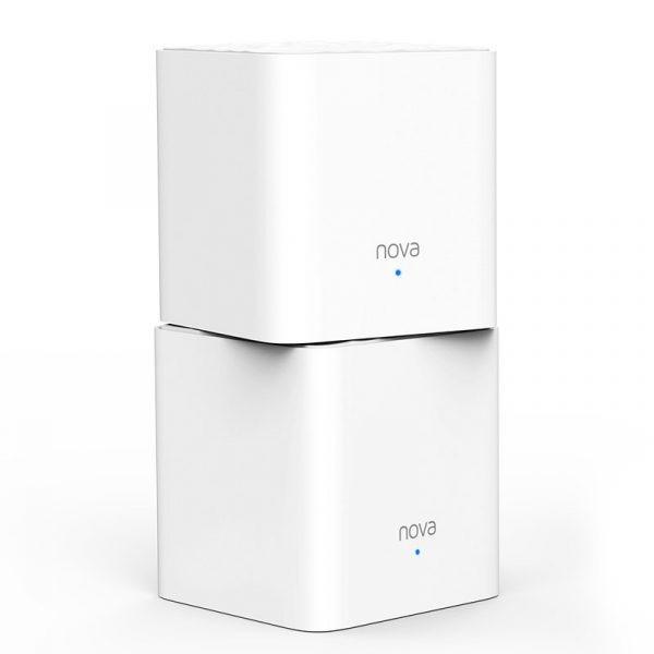 tenda nova mw3 - hệ thống wifi mesh cho gia đình, phủ sóng rộng 300m2 (3 bộ phát) - hình 05