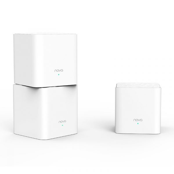 tenda nova mw3 - hệ thống wifi mesh cho gia đình, phủ sóng rộng 300m2 (3 bộ phát) - hình 06