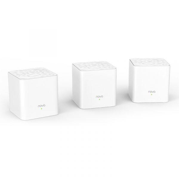 tenda nova mw3 - hệ thống wifi mesh cho gia đình, phủ sóng rộng 300m2 (3 bộ phát) - hình 07