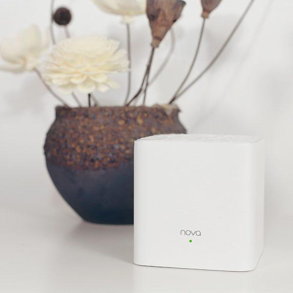 tenda nova mw3 - hệ thống wifi mesh cho gia đình, phủ sóng rộng 300m2 (3 bộ phát) - hình 08