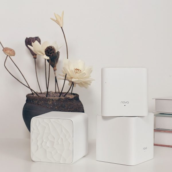 tenda nova mw3 - hệ thống wifi mesh cho gia đình, phủ sóng rộng 300m2 (3 bộ phát) - hình 09