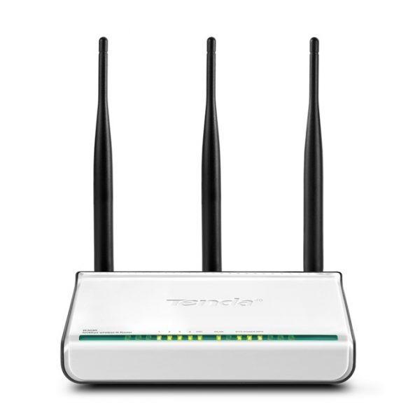 tenda w303r router wifi - bộ phát wifi chuẩn n 150mbps - hình 01