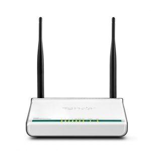 tenda w308r router wifi - bộ phát wifi chuẩn n 300mbps - hình 01