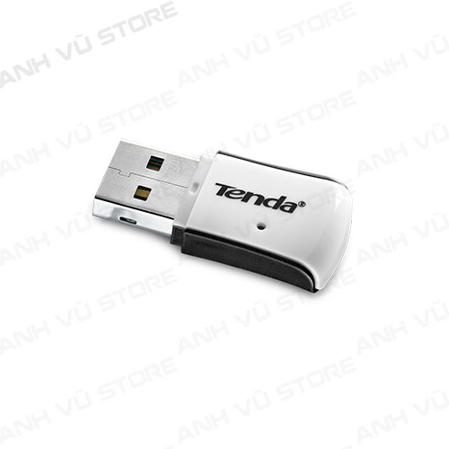 tenda w311m - usb thu sóng wifi chuẩn n 150mbps - hình 02