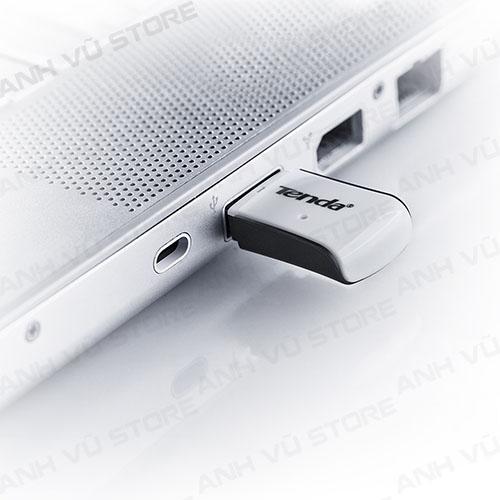 tenda w311m - usb thu sóng wifi chuẩn n 150mbps - hình 04