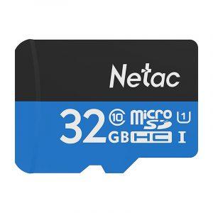 thẻ nhớ micro sdhc netac u1 32gb class 10 uhs-i - 80mb/s