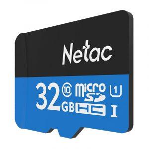 thẻ nhớ micro sdhc netac u1 32gb class 10 uhs-i - 80mb/s - hình 02