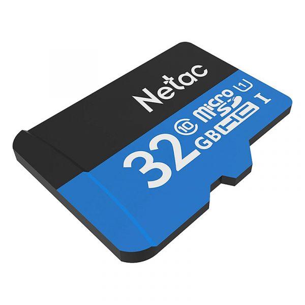 thẻ nhớ micro sdhc netac u1 32gb class 10 uhs-i - 80mb/s - hình 03