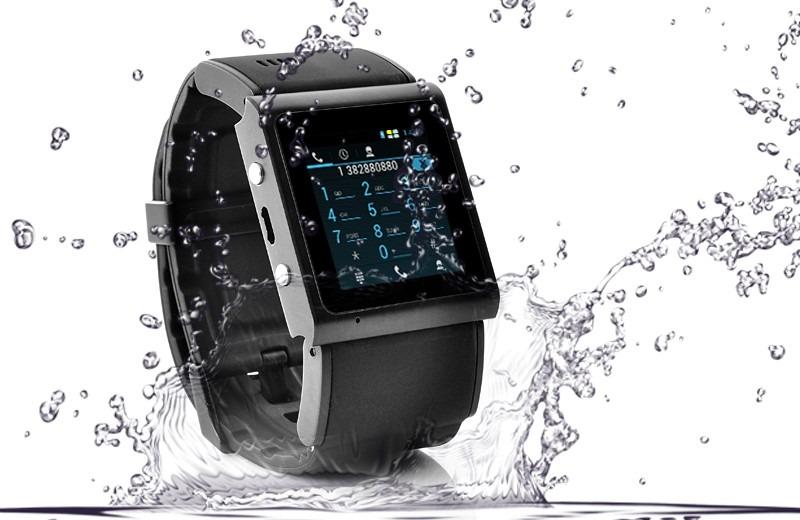 Đồng hồ thông minh, định vị GPS chống nước dành cho trẻ em