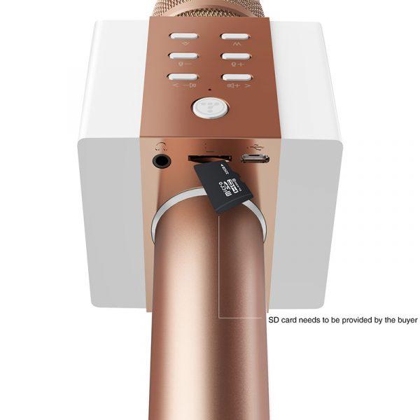 Tosing 008 - Micro Karaoke Kèm Loa Bluetooth Giá Rẻ, Hát Cực Hay 05