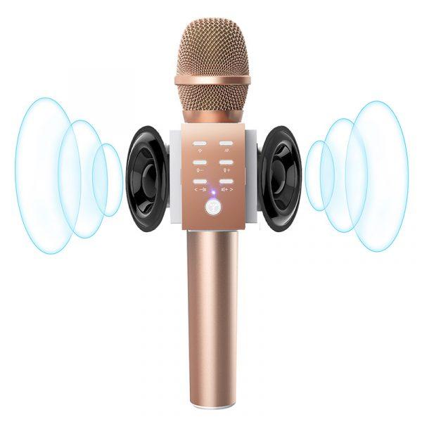 Tosing 008 - Micro Karaoke Kèm Loa Bluetooth Giá Rẻ, Hát Cực Hay 07