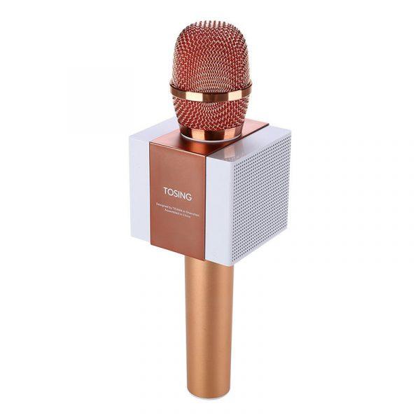 tosing 008 - micro karaoke kèm loa bluetooth giá rẻ, hát cực hay