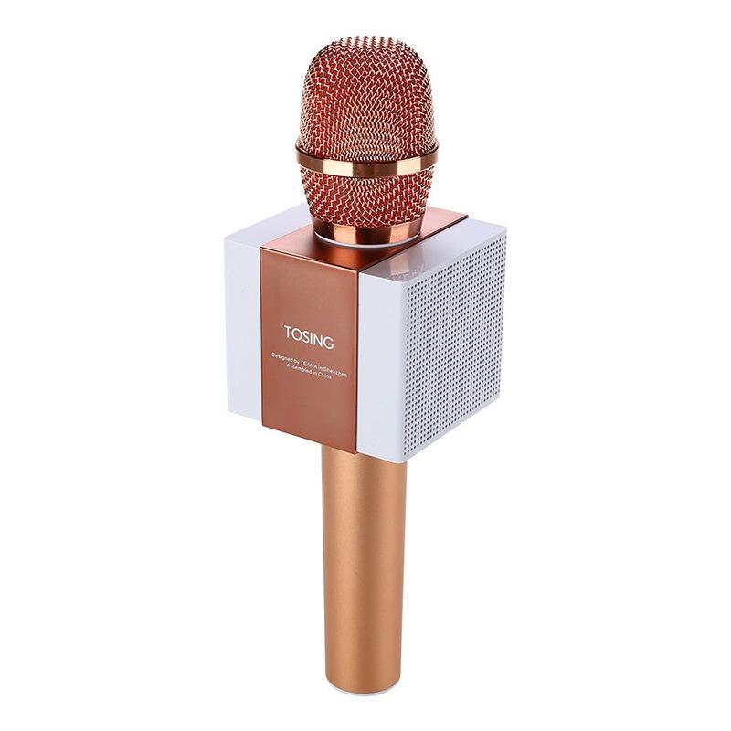 tosing 008 - micro karaoke kem loa bluetooth gia cuc re, hat cuc hay