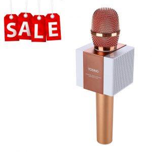 Tosing 008 - Micro Karaoke Kèm Loa Bluetooth Giá Rẻ, Hát Cực Hay 0