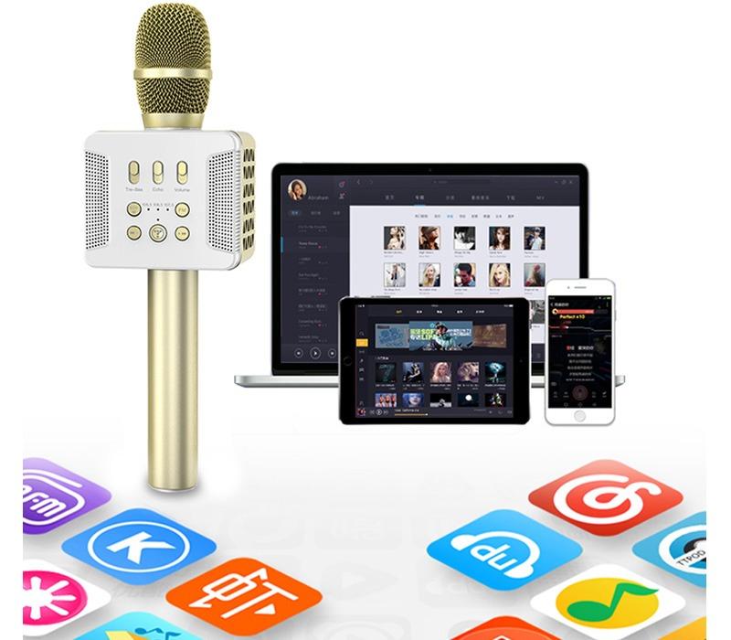 Top 5 Micro Karaoke Bluetooth công suất lớn đáng mua nhất dịp tết 2019