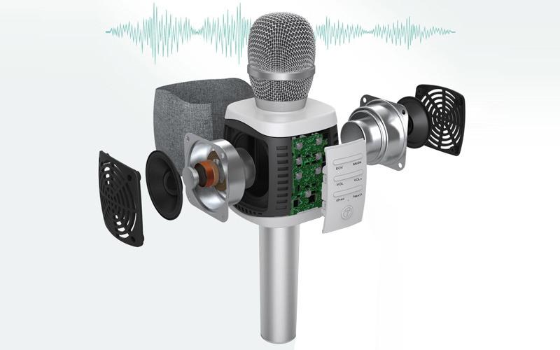 Tosing XR phiên bản Quốc tế - Micro Karaoke Bluetooth Chính Hãng, Cực Hay 06