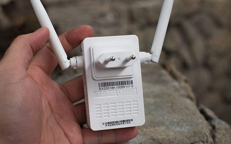 totolink ex200 - bộ mở rộng sóng wifi giá rẻ, hiệu năng cao - hình 06