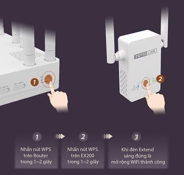 totolink ex200 - bộ mở rộng sóng wifi giá rẻ, hiệu năng cao - hình 18