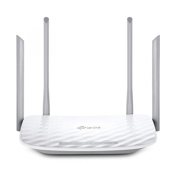 tp-link archer c50 - bộ phát wifi router băng tần kép ac1200 chính hãng, giá tốt