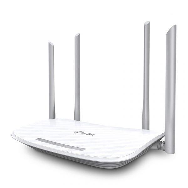 tp-link archer c50 - bộ phát wifi router băng tần kép ac1200 chính hãng, giá tốt - hình 02