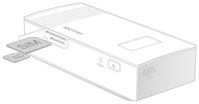 tp-link m5360 - bo phat wifi di dong tu sim 3g - anh 1