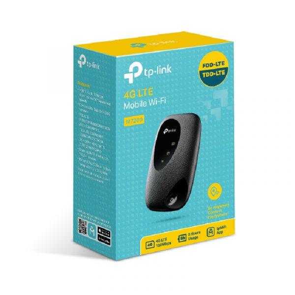 tp-link m7200 - bộ phát wifi di động 4g lte tốc độ 150mbps chính hãng - hình 05