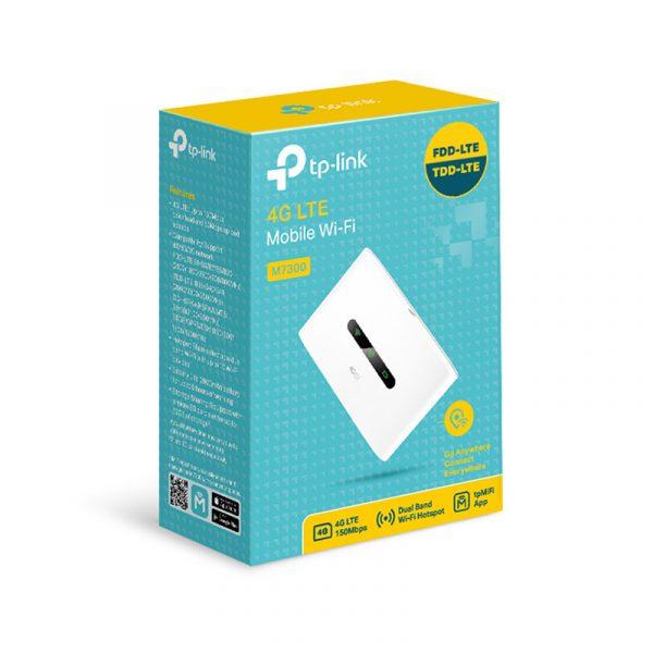 tp-link m7300 - bộ phát wifi di động 4g lte tốc độ 150mbps chính hãng - hình 06